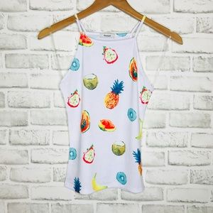🎉5 For $25🎉 Tropical Fruit Tank 🍉